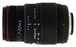 Lente Sigma 70-300mm F/4-5.6