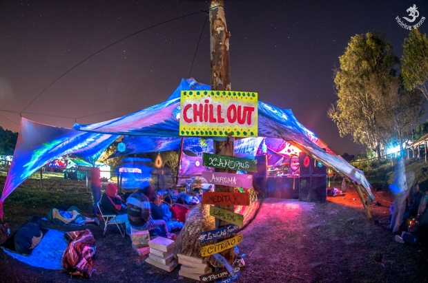 ChillOut Stage