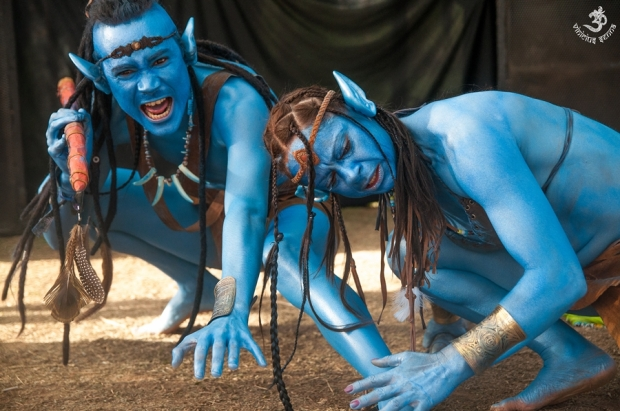 Ritual Avatar por Jance Godói e Potira